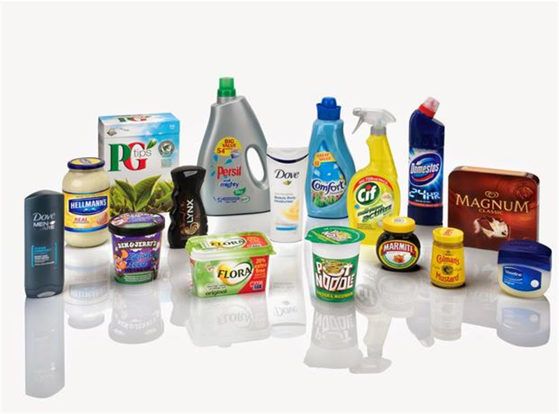 Unilever announces new commitments on food waste