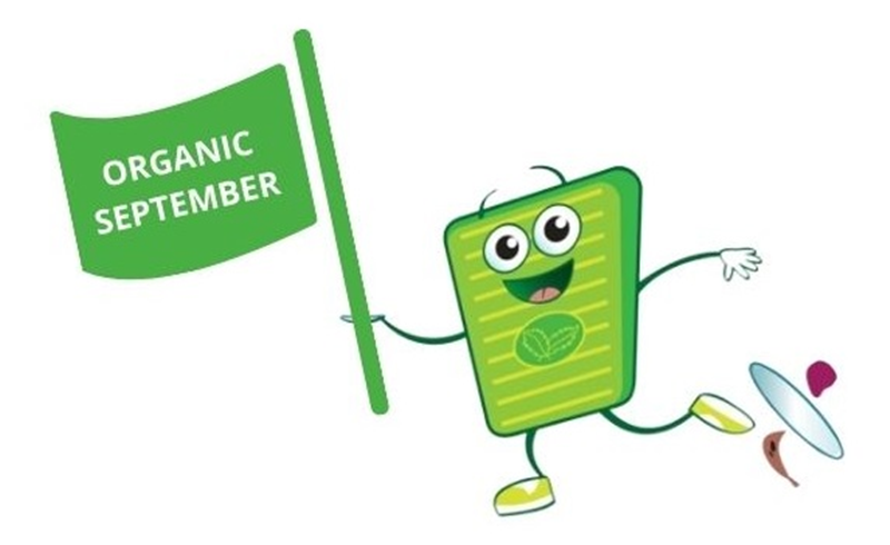 Organic September - the benefits of buying and the challenges of storing organic fruit and veg