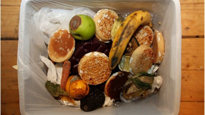 Plan for food waste to be separated