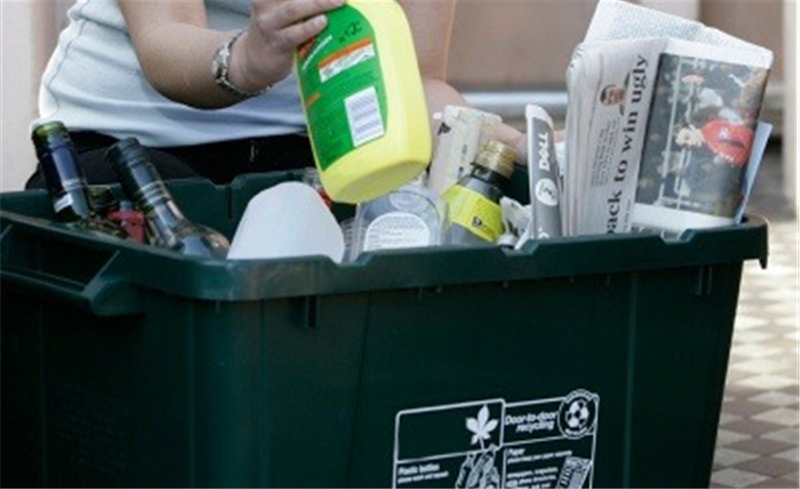 Half of UK households throw recyclable items in general waste, says WRAP