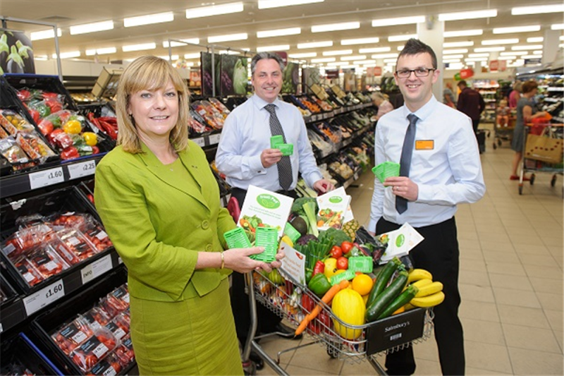 "Fresh Pod to work with St Edmundsbury Borough Council on Sainsburys' ""Waste less, Save More Project"